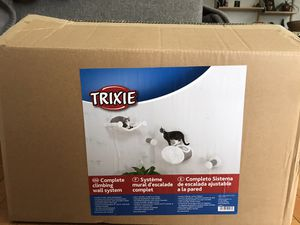 Cat wall system for Sale in Tacoma, WA