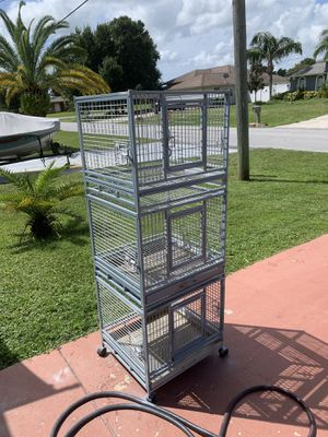 Stackable cages for Sale in Port Charlotte, FL