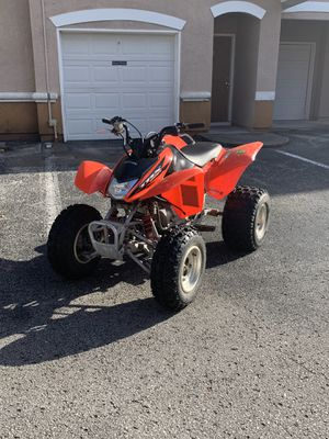 2006 Honda Trx250ex for Sale in Lutz, FL