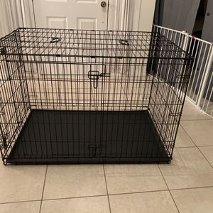Extra Large Dog Crate for Sale in Orlando, FL