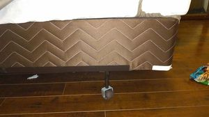 Queen Box Spring with Bed Frame for Sale in San Leandro, CA