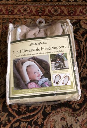 Head support for car seats // strollers for Sale in Renton, WA