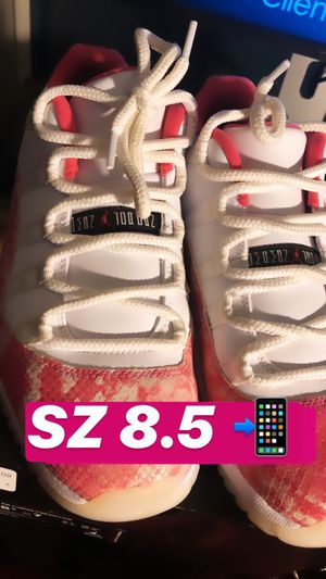 PINK SNAKESKIN 11S for Sale in Stockton, CA