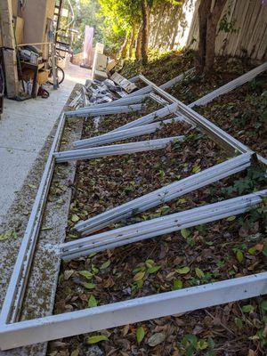 Free iron railing for Sale in Laguna Niguel, CA