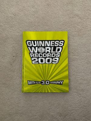Guinness World Records 2009 for Sale in Newcastle, WA