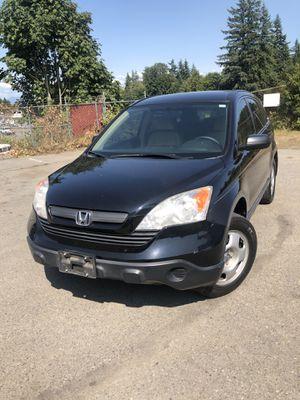 2008 Honda CRV LX for Sale in EVERETT, WA
