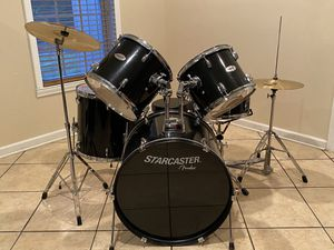Statcaster by Fender Drum Set for Sale in Cumming, GA