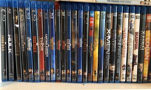 Marvel Blu-Ray Collection for Sale in Portland, OR