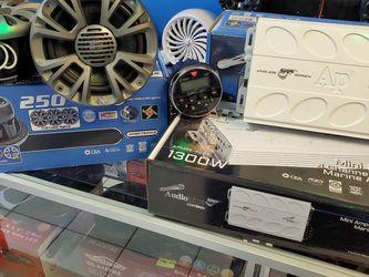 Marine Audio System for Sale in Hialeah,  FL