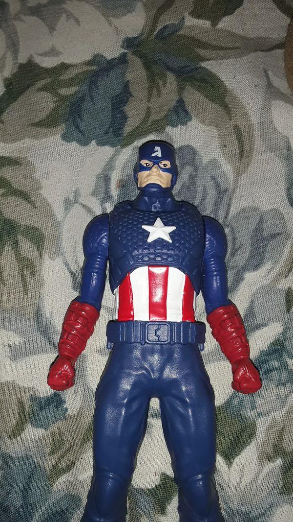Captain America figer