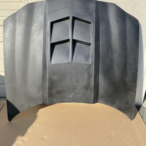 1998-2002 Chevrolet Camaro Duraflex ZL1 Look Hood - Part # 108497 - With Minor Scratch, Sold As-Is for Sale in Walnut, CA