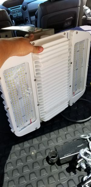 GE commercial grade outdoor flood light for Sale in Concord, VA