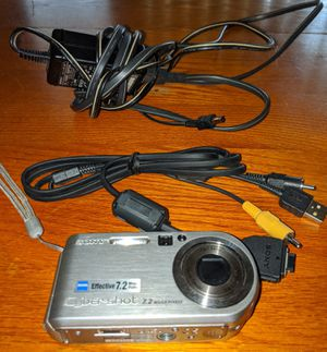 Sony Cybershot Digital Camera for Sale in Phoenix, AZ