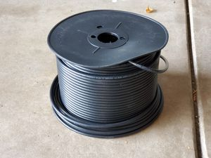 Coaxial Cable Spool for Sale in Montgomery, IL