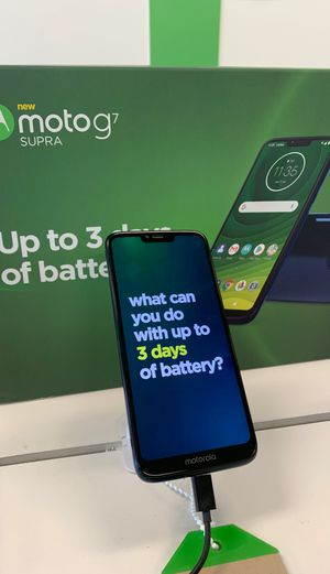Free Moto G7 when you switch to Cricket! Limited time only! Ask me how for Sale in Virginia Beach, VA
