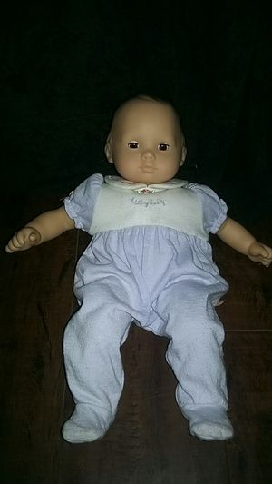 American Girl Bitty Baby Doll ln Original Outfit for Sale in Costa Mesa, CA