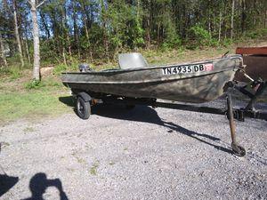 John boat for Sale in Lenoir City, TN