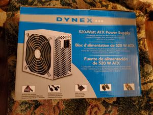 Brand New 520 Watt Power Supply for Sale in Clovis, CA