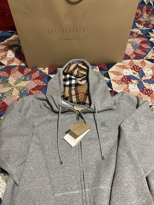 Burberry print hoodie for Sale in Belle Isle, FL