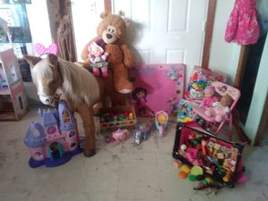 Miscellaneous young kids and toddler toys for Sale in Davie, FL