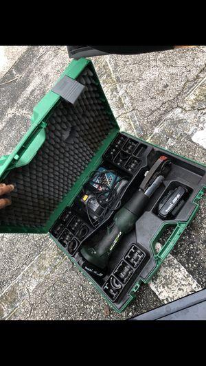 18v Electrical Power Tool - Hydraulic Crimper for Sale in West Palm Beach, FL