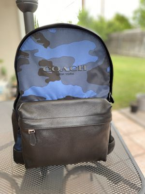 Authentic Coach Backpack men for Sale in Santa Clara, CA