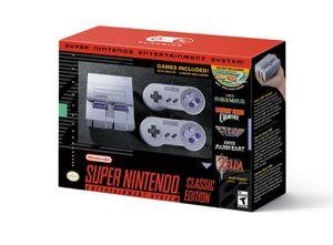 Super Nintendo mini for Sale in Queens, NY
