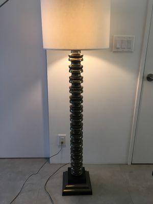 Mid-Century Sculptural Floor Lamp in Bronze for Sale in Oakland Park, FL