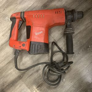Milwaukee Heavy-duty 5315-21 rotary hammer #9082-7 for Sale in Medford, MA