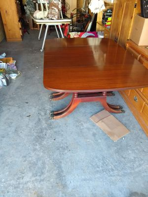 Antieek duncan phifee table 1930's for Sale in Pillager, MN