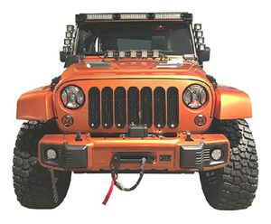 Jeep grill inserts, NEW for Sale in Phoenix, AZ