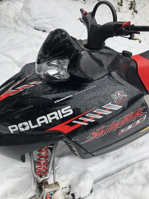 2005 Polaris switchback 900 snowmobile for Sale in Gig Harbor, WA