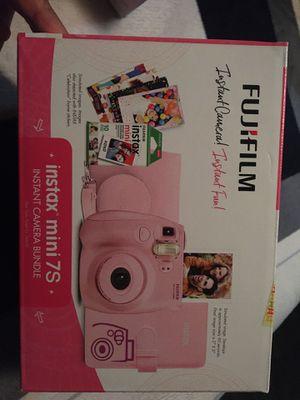Instax Mini 7s fuji film camera for Sale in Irving, TX