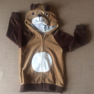 H&M zippered hoodie jacket. 1.5-2T. for Sale in Glenshaw, PA