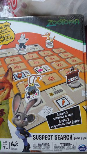 Zootopia Game for Sale in Hialeah, FL