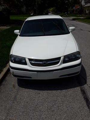 2001 Chevy Impala for Sale in Cleveland, OH