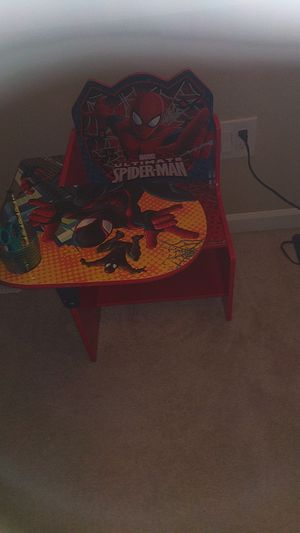 Spiderman activity table for Sale in Bothell, WA