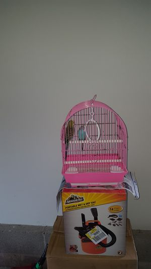 Birds and cage for Sale in Smyrna, TN