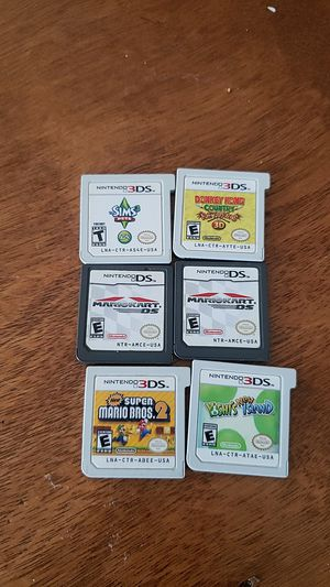 Nintendo 3ds game for Sale in San Diego, CA