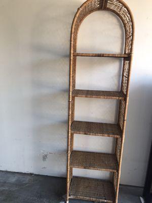 Wicker shelves for Sale in Deerfield Beach, FL