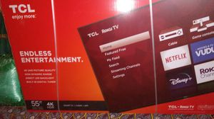 TCL smart tv for Sale in West Valley City, UT
