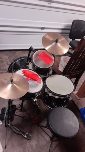 Rogue Drum Set(play like a pro) for Sale in Moreno Valley, CA