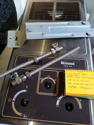 Rinnai tankless water heater reu-90 for Sale in Las Vegas, NV