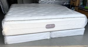 BRAND NEW king size pillow top Four Seasons for Sale in Modesto, CA