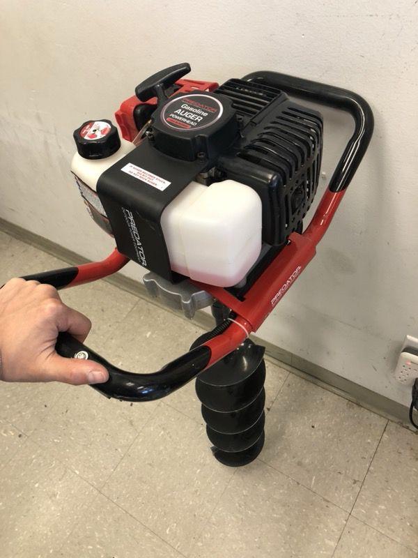 Predator Auger 63022 for Sale in Austin, TX - OfferUp