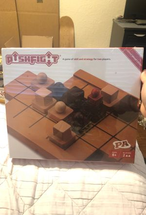 Push fight board game for Sale in West Palm Beach, FL