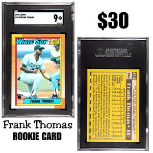 1990 Frank Thomas Rookie Card RC White Sox for Sale in Wantagh, NY