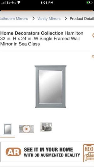 2 brand new wall Mirrors for Sale in Palmdale, CA