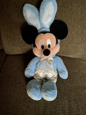 Walt Disney Mickey Mouse Easter bunny rare for Sale in Claremont, CA