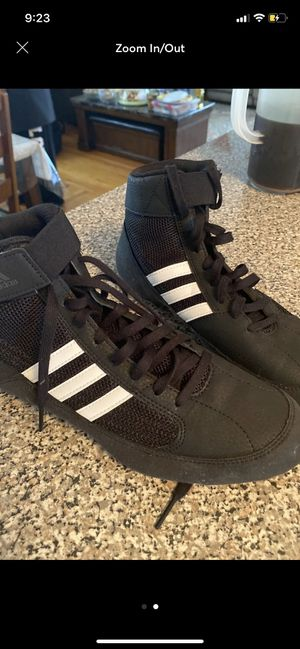 Adidas powerlifting shoes for Sale in Bayonne, NJ